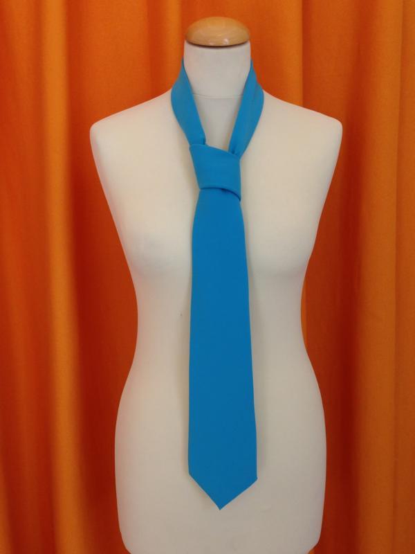 Krawatte tuerkis MDModedesign