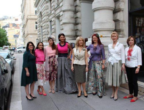 Jubiläumsfeier 10-Jahre MD Modedesign