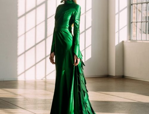 "Haute Couture Austria Award 2019 – ""The Four Elemtent Collection / Green Label"""